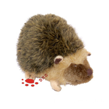 Pet Furry Soft Plush Animal Hedgehog