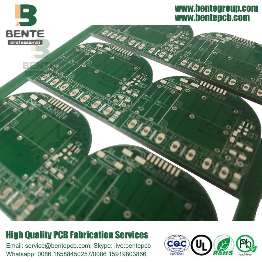 2 Layers FR4 Standard PCB Manufactures