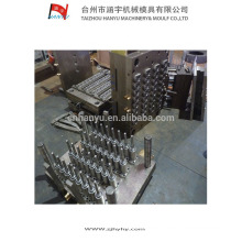 pet preform mould with hot runner