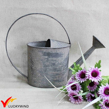Shabby Chic Metal Decorative Watering Can