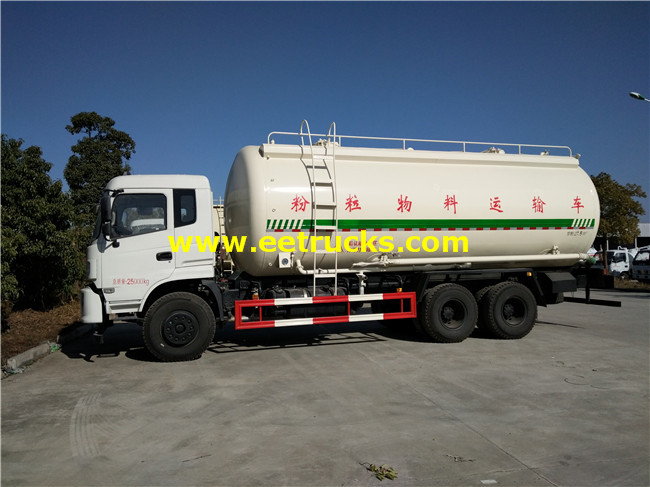 Cement Delivery Tank Truck