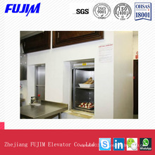 Small Food Elevator Dumbwaiter for Kitchen with ISO Certificates