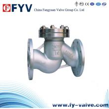 Tipo de elevación de acero fundido Tipo Válvula de retención