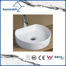 Ceramic Cabinet Art Basin and Vanity Top Hand Washing Sink (ACB8192)