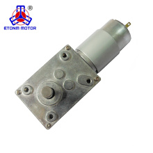 Schneckengetriebemotor 12V 30 U / min
