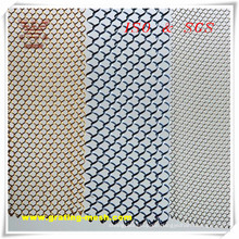 Knuckle Type Chain Link Mesh for Building Decorative