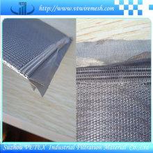 Treillis métallique fritté avec rapport SGS