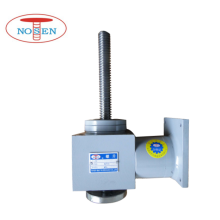 80KN Heavy duty worm gear mechanical screw jacks