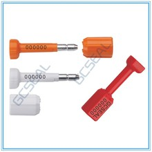ISO 17712 Compliant security bolt seal locks