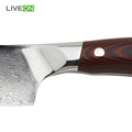 Mango G10 Cuchillo Chef Damasco de 8 pulgadas