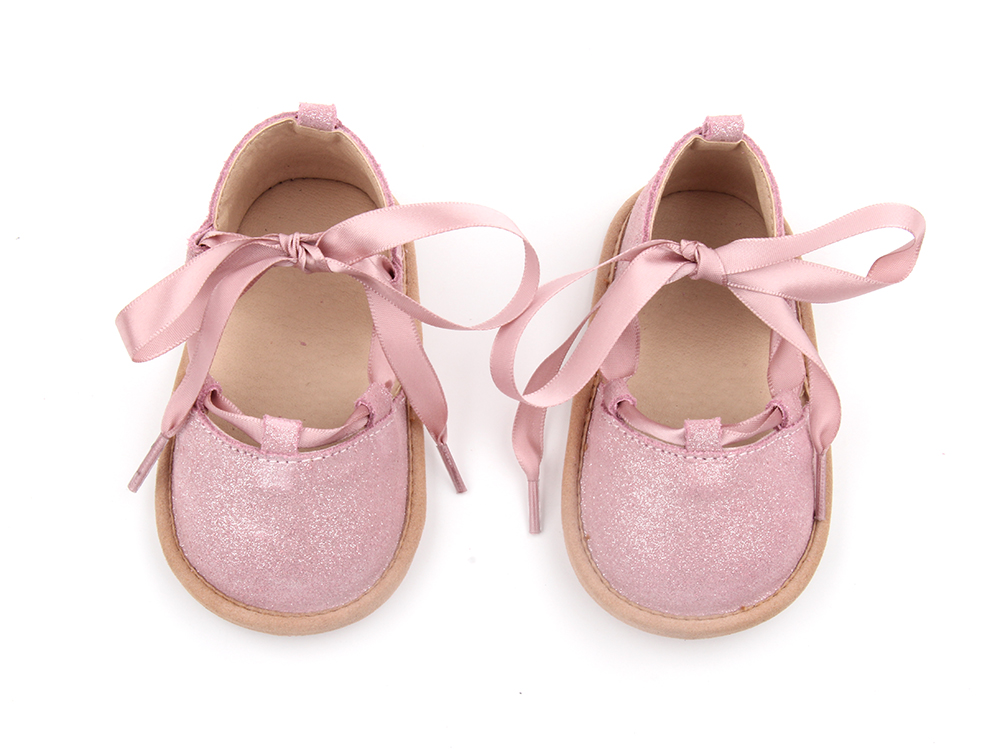 Baby Soft Sole Leather Toddler Shoes
