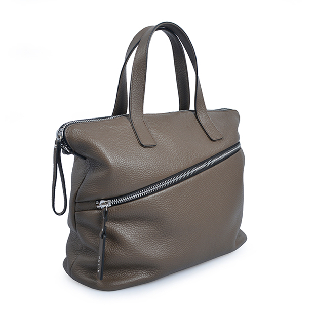 Business Casual Day Genuine Leather Laptop Bag