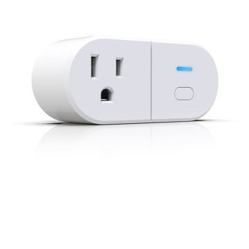 Prise intelligente Wifi 15V murale 125V US