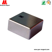Rare Earth Magnet Composite and Permanent Type Stable High Quality Block NdFeB Magnet Manufacturer