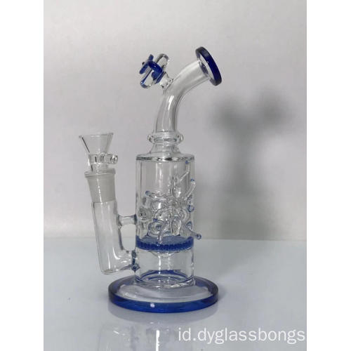 Non Breakable Novelty Pure Pyrex Pretty Glass Bongs