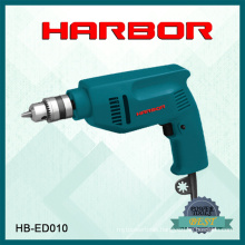 Hb-ED010 Harbor 2016 Hot Selling High Power Electric Power Tools Electric Drill Yongkang Power Tools