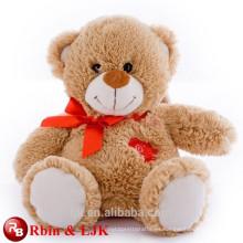 Nueva llegada de buena calidad de juguete de felpa suave estupendo viste Teddy Bear