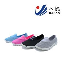 Novo design mulheres senhora moda casual sapatos casuais (bf-608)