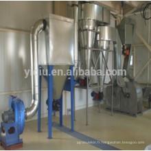 Équipement de séchage au canolin Kaolin / Séchoir rotatif à bentonite