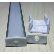 Al1 Thermal Plastic Cover Perfil de alumínio LED (6063, 6005, 6061etc)