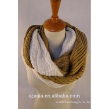 El nuevo diseño 2 hizo punto la bufanda / el mantón