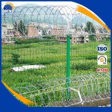 High quality razor barbed wire galvanized barbed wire sharp