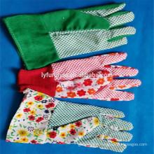 FURUNDA fleurs de jardin imprimées populaire pvc jardin de travail gants à main gants de sécurité