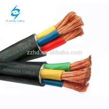 Allgemeines Verdrahtungskabel, unverstärktes Kabel, flexibles RV-K-Netzkabel