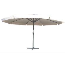 Aluminium Parasol 5M Deluxe Durable Straight Umbrella