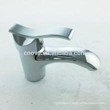 A7201 ovs conception populaire robinet de bassin en laiton courbé sanitaire élément