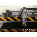 CO2 Metal None-metal Laser Cutting Machine S.S. 1.5mm None metal Acrylic 30mm Wood 23mm 150W 1300*2500mm
