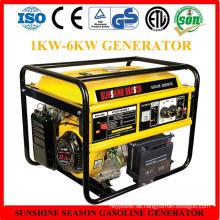 Benzin-Generator der hohen Qualität 6kw für Hauptgebrauch mit CER (SV15000)