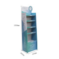 APEX Large Blue Stacked Paper Display Stand