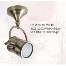 Commercial Metal Antique Pendant Lighting (C718)
