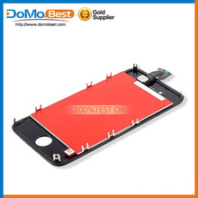 Original new ,high quality lcd screen display with touch screen digitizer and frame for iphone 4s