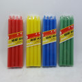 38 Gramm Tall Stick White Color Candle für Ghana