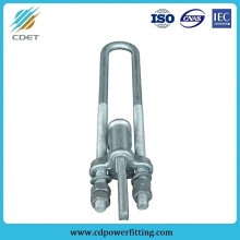 Adjustable Wedge Clamp with U-Bolt