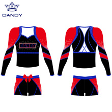 Benutzerdefinierte billige Camp Cheer Uniformen