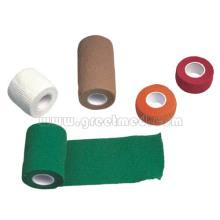 Medical Cotton Self Adhesive Bandage