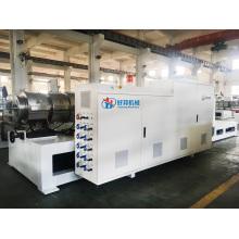 LUXUS WPC PVC Boden Produktionslinie