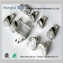 Lampe au four avec ampoule halogène