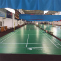Badminton Court PVC Flooring BWF Approved