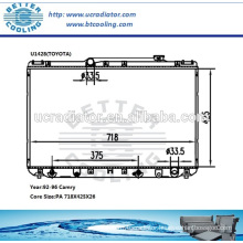 Auto Radiator Pa66 Gf30 For Toyota Camry 92-96 AT OEM:16400-03061/16400-74750/16400-74760