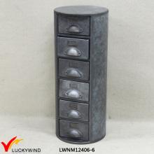 Металлический шкаф хранения металла ювелирных изделий гальванизированного цинка