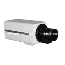 1.0MP HD IP Poe Box Red CCTV Seguridad Cámara Web