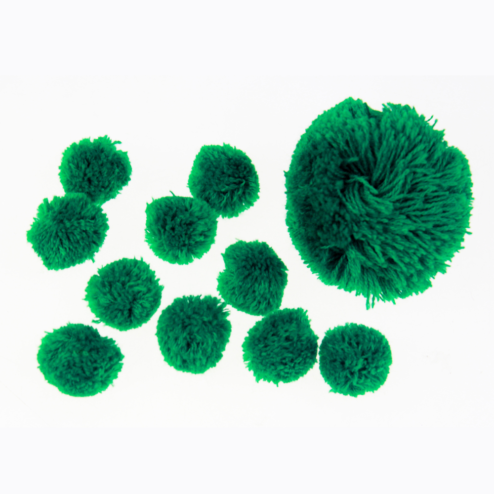 Craft Cashmere pompom assortiment