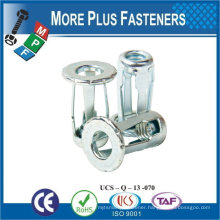 """Made in Taiwan Screw Blind 1/4""""-20 Thread Jack Nuts .919 Length"""