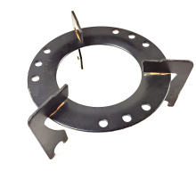Gas Stove Manufacturing Gas Stove Parts Black Enamelled Pan Support And Trivet