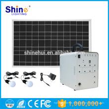 12v 30w 50w Fabrik-Preis-Handy-Aufladeeinheits-Beleuchtung für 6kw Sonnenenergie-Hauptsystem
