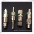 Conexão hidráulica de aço inoxidável (304/316)